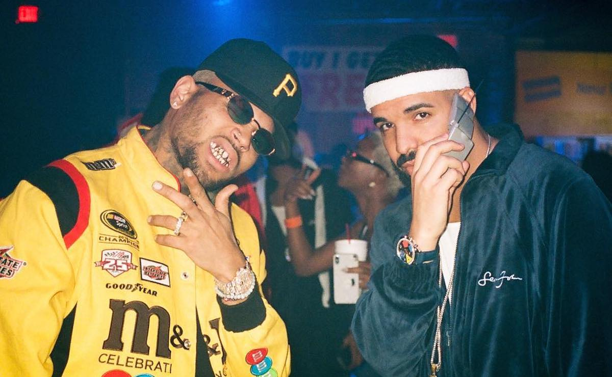 Chris Brown Reveals Drake, Justin Bieber & More Features on
