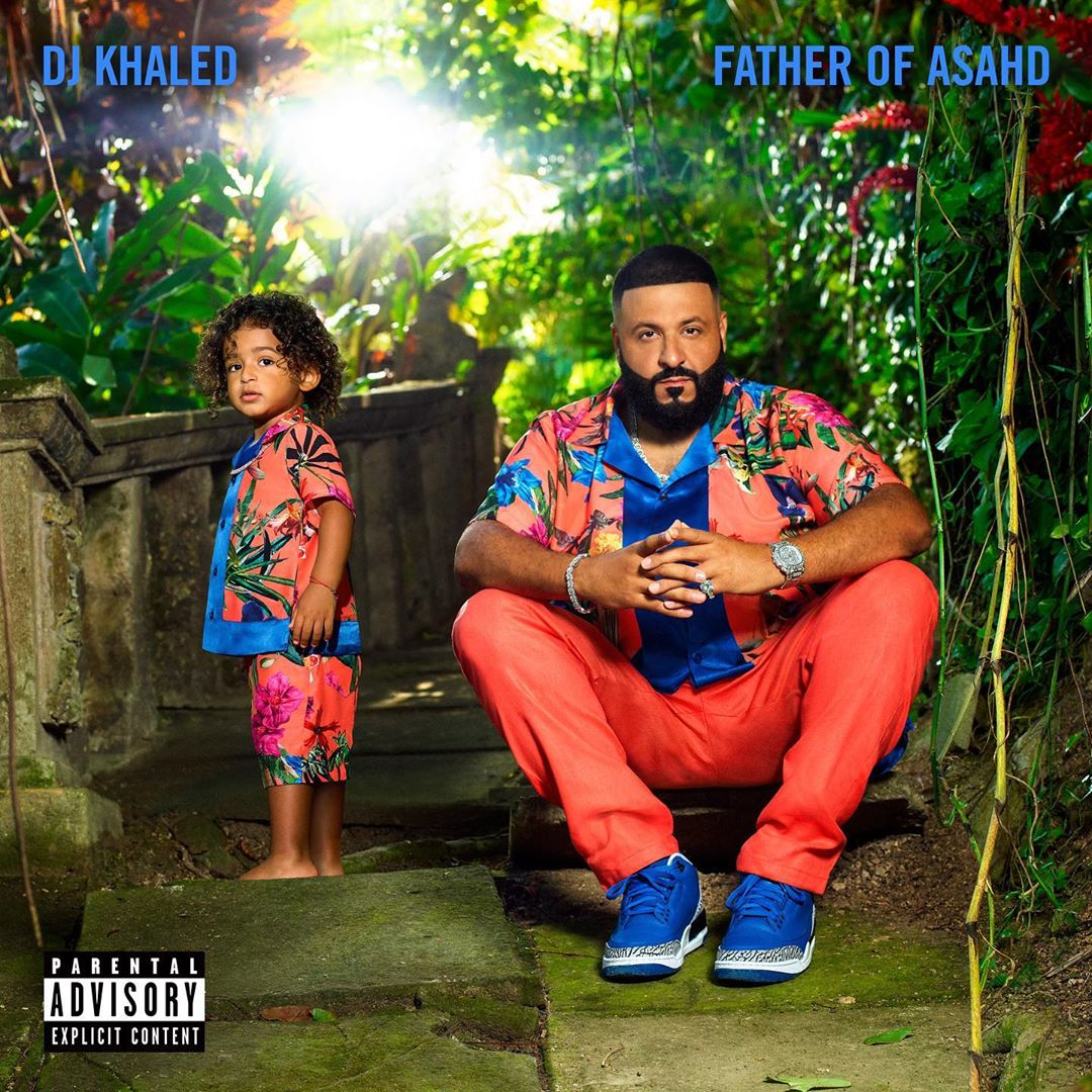 Here Are The Full Production Credits for DJ Khaled's 'Father