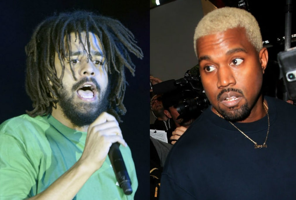 Kanye Addresses J. Cole in Newly Surfaced Snippet