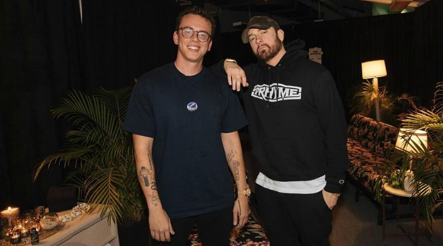 Eminem has joined Logic on a new track 'Homicide'