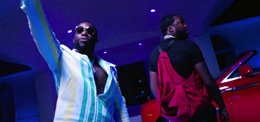 New Video: Gucci Mane – 'Backwards' (Feat  Meek Mill