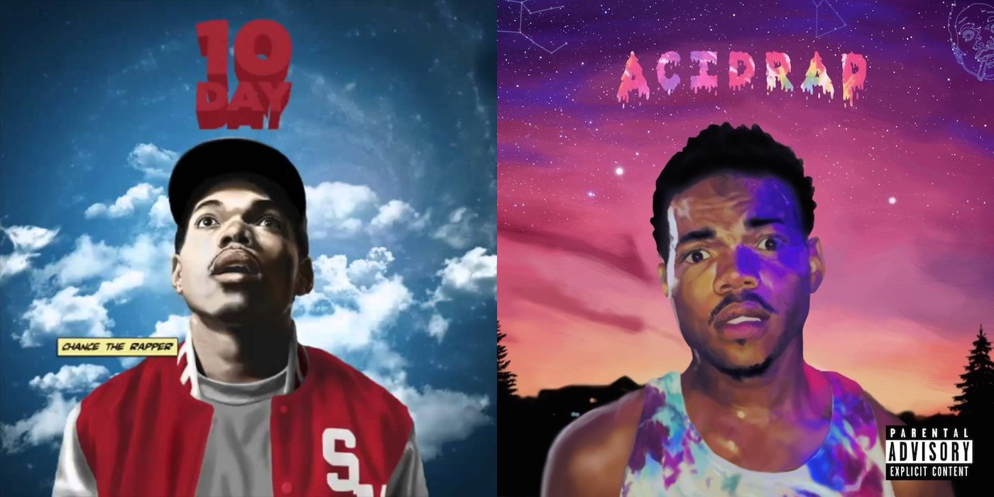 Chance The Rapper Releases 10 Day Acid Rap On Streaming