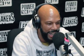 Common Delivers On The Spot Freestyle on Power 106: Watch