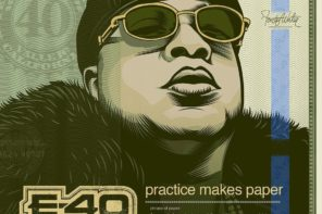 E-40 Unveils Star Studded Guest Lineup for New Album 'Practice Makes Paper'