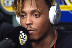 Watch Juice WRLD's 14 Minute 'Funk Flex' Freestyle