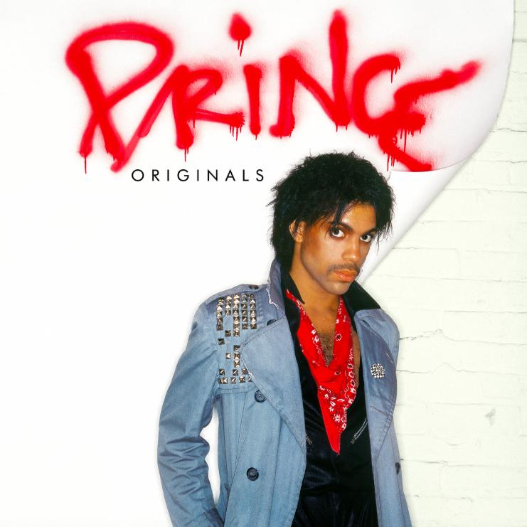 Stream Prince's Previously Unreleased 'Originals' Songs