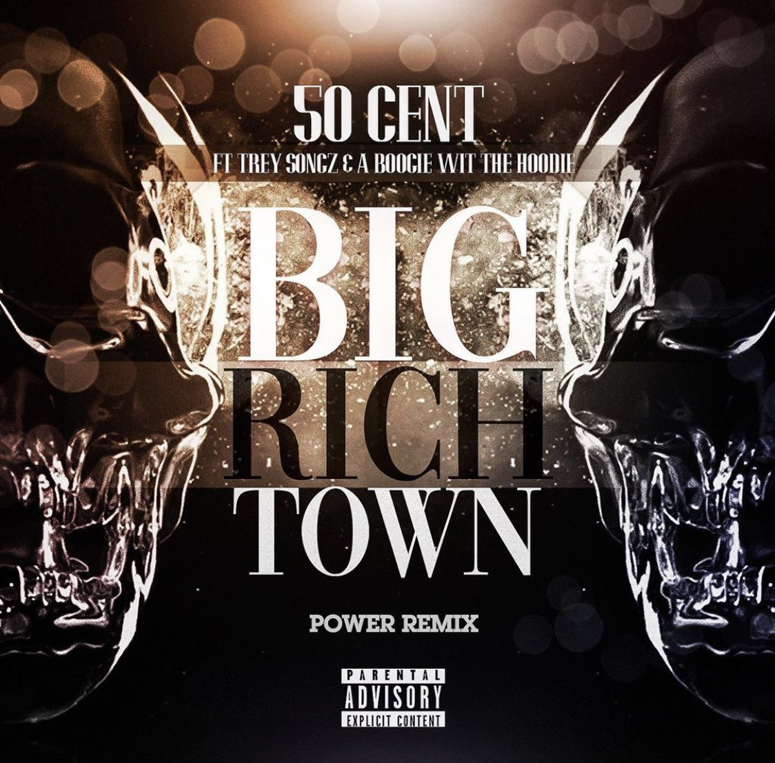 New Music: 50 Cent – 'Big Rich Town (Remix)' (Feat  Trey