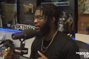 Watch Big K.R.I.T. Interview on The Breakfast Club