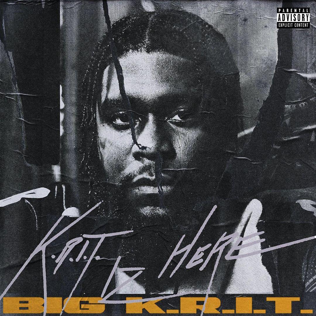 Big K.R.I.T. Releases New Album 'K.R.I.T. IZ HERE': Stream