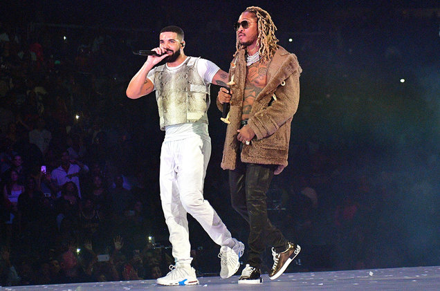 New Drake & Future Song 'Big Mood' Surfaces Online | HipHop-N-More