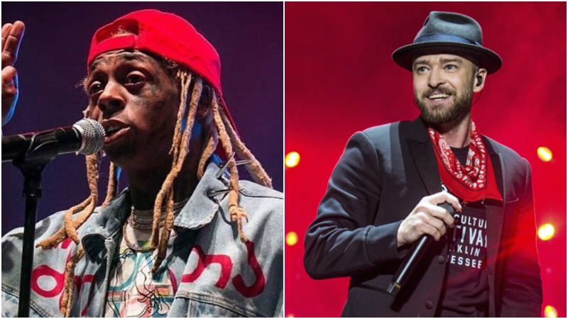 Lil Wayne & Justin Timberlake Collaboration 'Light Up' Surfaces