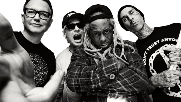 Lil Wayne ends set early, says he may leave Blink-182 tour