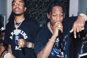 New Migos & Travis Scott Collaboration 'No Cap' Surfaces Online