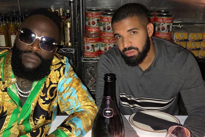 Rick Ross Readies New Single 'Gold Roses' Feat  Drake