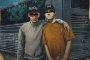 Logic Joins Silas on New Song 'These Days': Listen