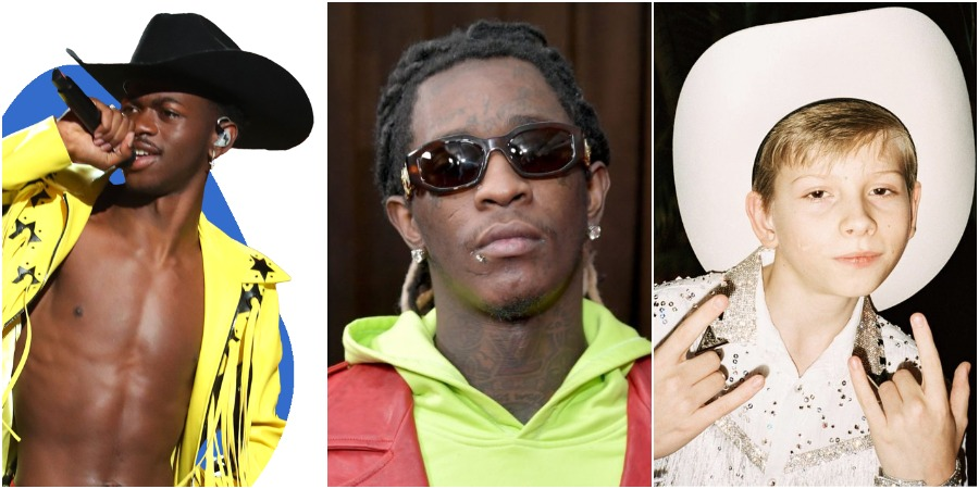New 'Old Town Road' remix has Mason Ramsey, Young Thug, and animojis