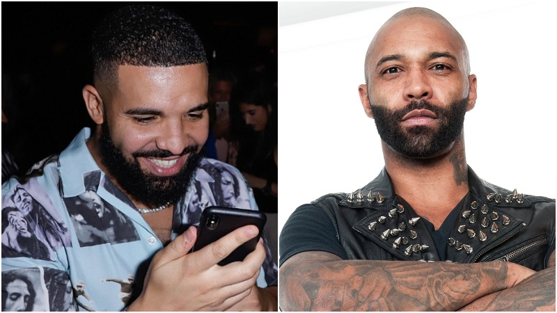 Drake Trolls Joe Budden & His Pool Party on Instagram Live