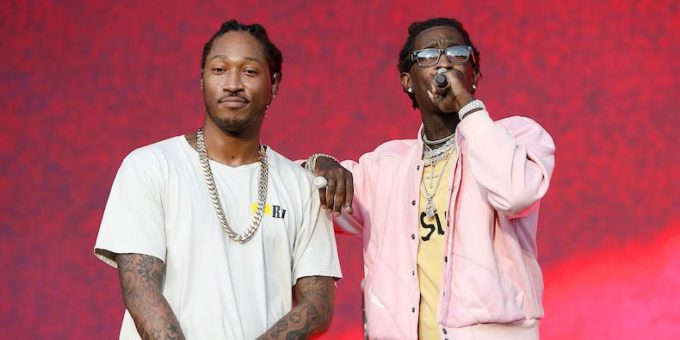 New Music: Future – '600 Days No Sleep' (Feat. Young Thug)