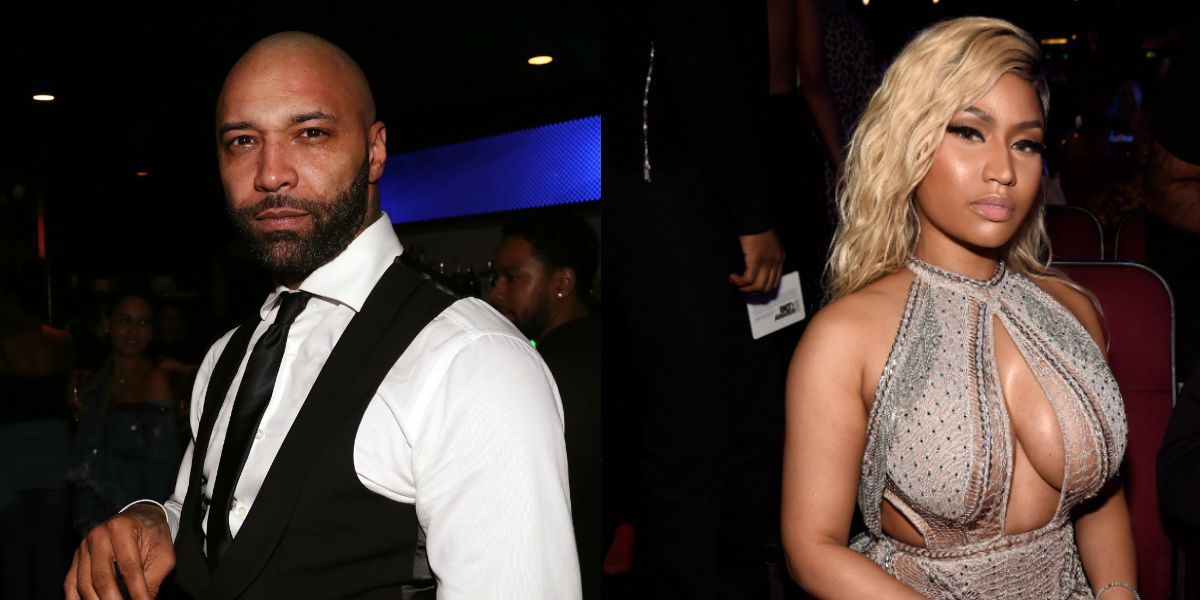 Nicki Minaj Barked On Joe Budden During 'Queen Radio', Twitter Went Off