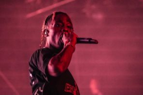 Travis Scott To Release Netflix Documentary Next Week