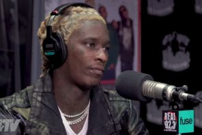 Young Thug Talks Relationship with Lil Wayne & Rich Homie Quan, Gay Rumors & More with Big Boy