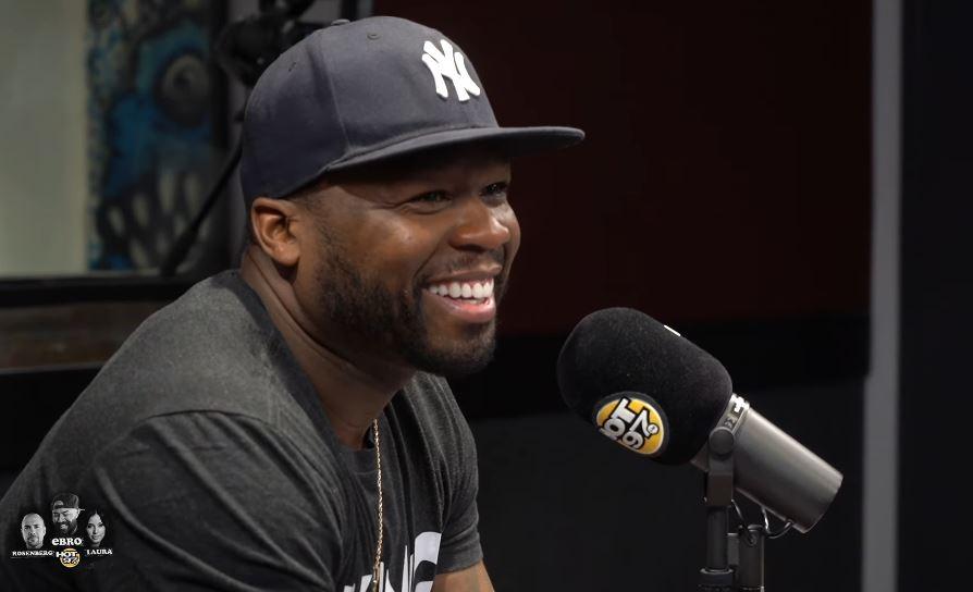 50 Cent Talks 'Power' Intro & Jay-Z-NFL Deal