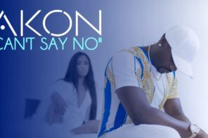 Listen to Akon's New Single 'Can't Say No'