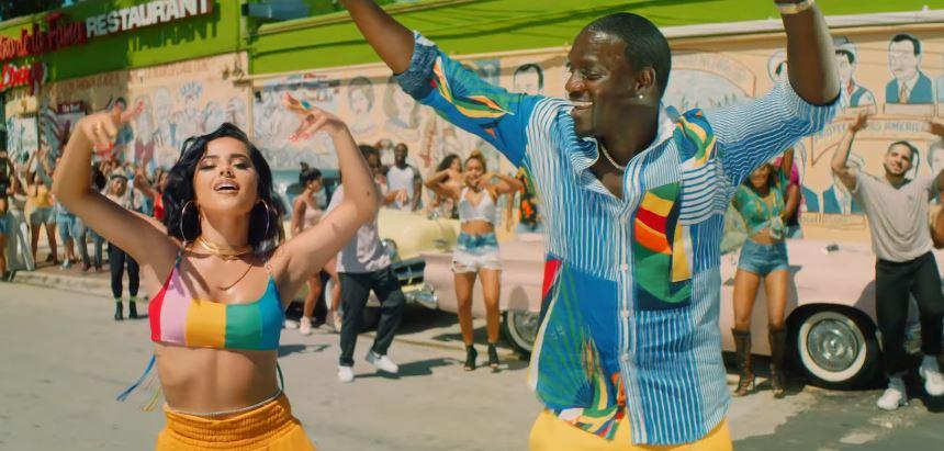 Akon Shares New Latin Single & Video 'Como No' Feat  Becky G