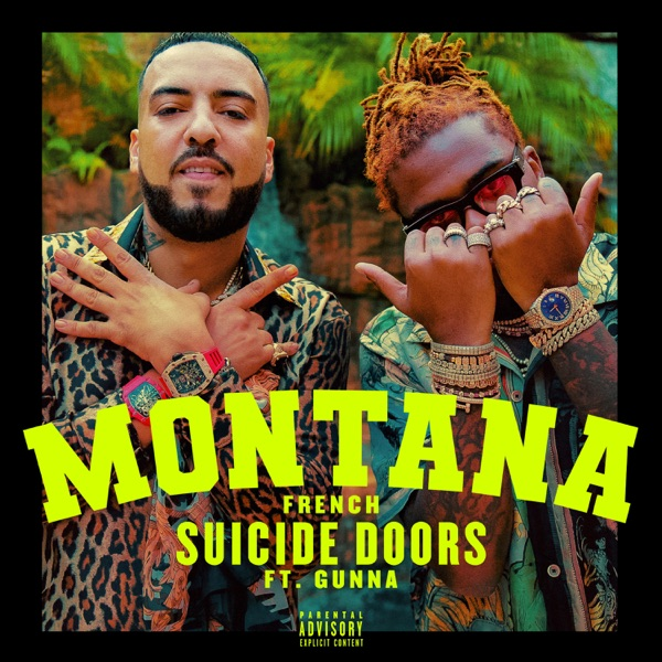 Image result for French Montana - Suicide Doors ft. Gunna