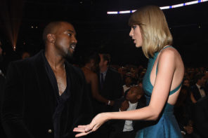 "Taylor Swift Slams Kanye for ""affecting the trajectory of Drake's family"""