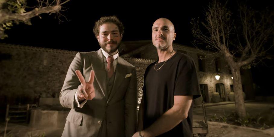 Zane Lowe Interviews Post Malone for Beats 1: Watch   HipHop
