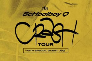 ScHoolboy Q Announces 'CrasH Tour' with NAV