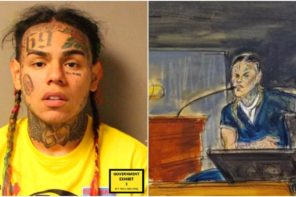 Alleged 10 Minute Audio of Tekashi 6ix9ine's Court Testimony Surfaces Online