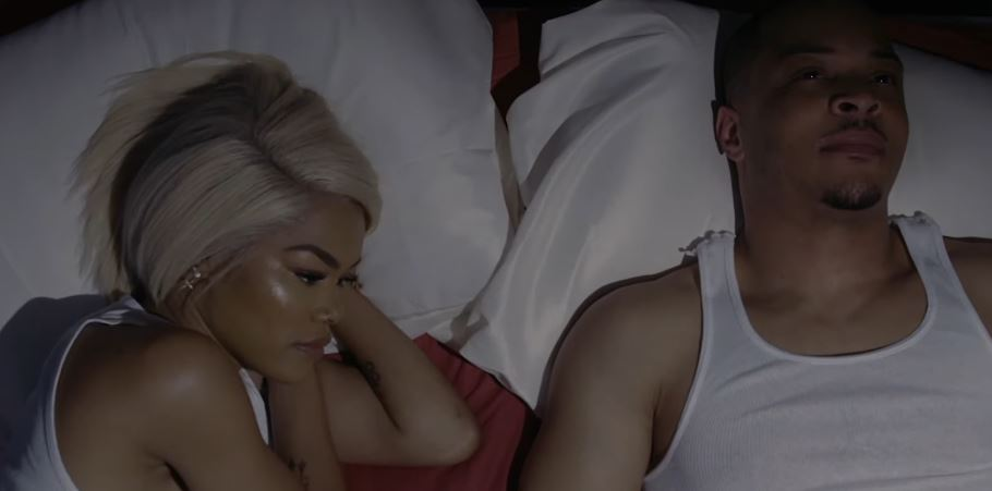 T.I. Releases Short Film for 'You' & 'Be There' Feat. Teyana Taylor: Watch