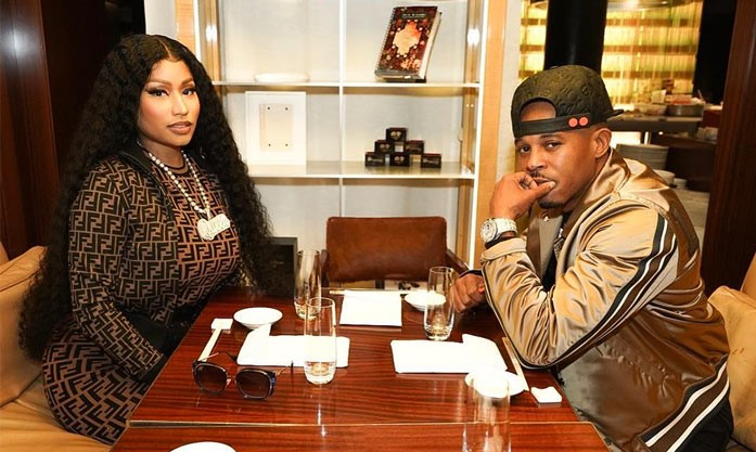 """Nicki Minaj Confirms She's Officially Married to Kenneth """"Zoo"""" Petty"""