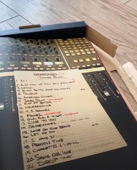 """Tracklist original do """"ANTI"""" é revelado em autobiografia visual de Rihanna; confira"""