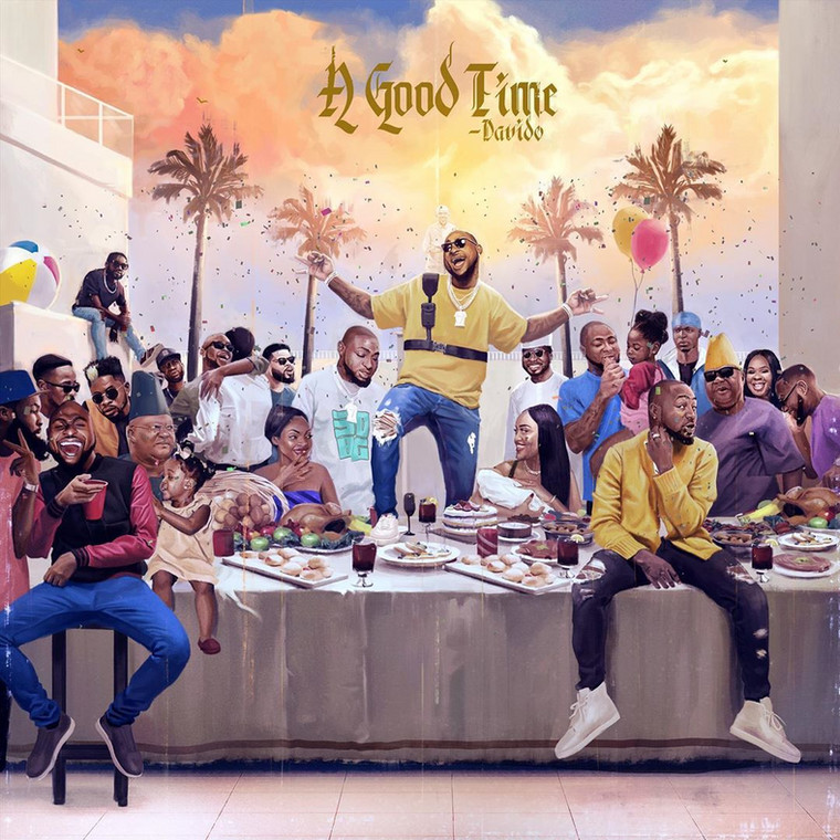 Davido Releases Sophomore Album 'A Good Time' Feat. Chris Brown, A Boogie, Summer Walker, Gunna