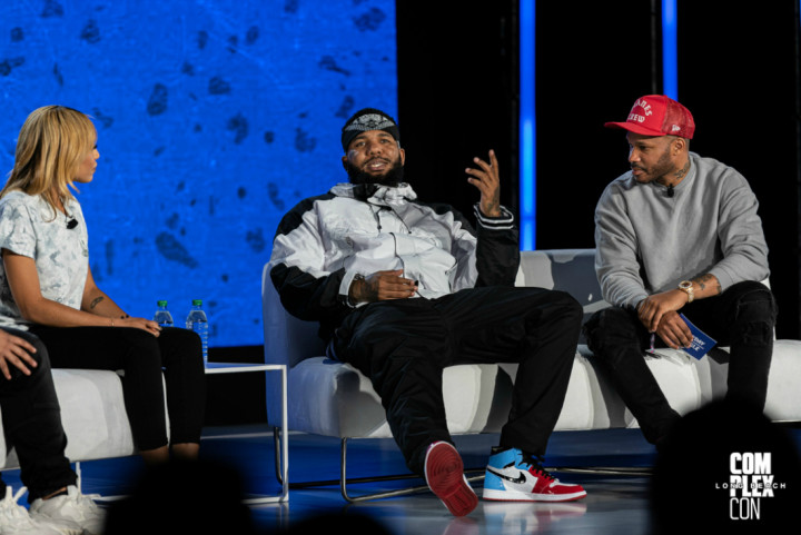 The Game Talks Nipsey Hussle, Possible G-Unit Reunion & Born