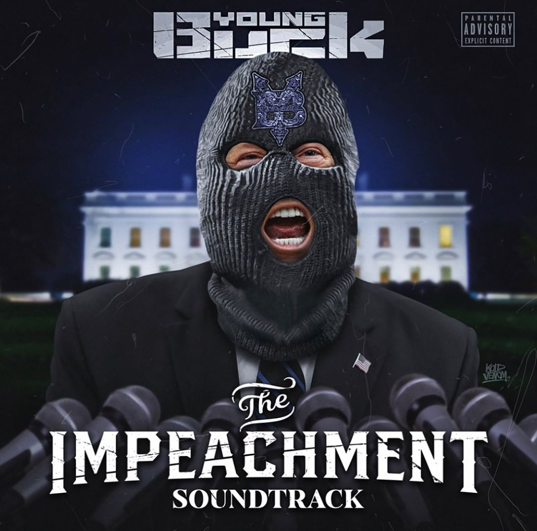 Stream Young Buck's New Mixtape 'The Impeachment'