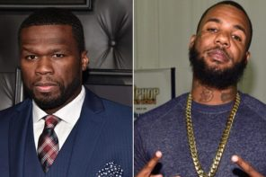 "The Game Says He Has ""Timeless"" Unreleased Songs with 50 Cent"