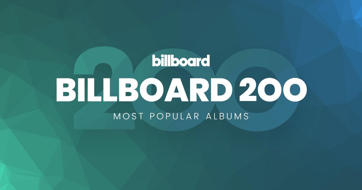 Billboard 200 Album Chart Billboard-200