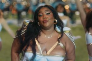 Watch Lizzo Assist Southern University's Marching Band in 'Good As Hell' Video