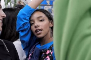 Watch Tinashe's New Video 'Save Room for Us'