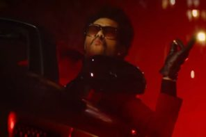 The Weeknd Shares 'Blinding Lights' Video: Watch