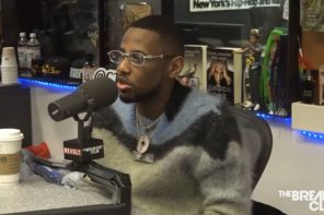 Fabolous Talks Being Persuaded by Beyonce, New Music & More on The Breakfast Club