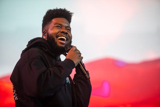 Khalid gives his fans a new track titled 'DROP'