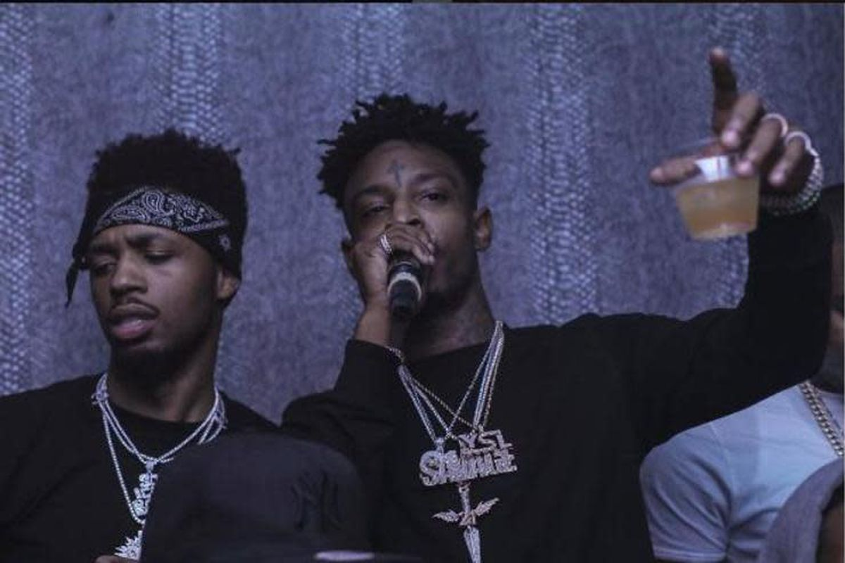 21 savage metro boomin s savage mode 2 is on the way hiphop n more 21 savage metro boomin s savage mode