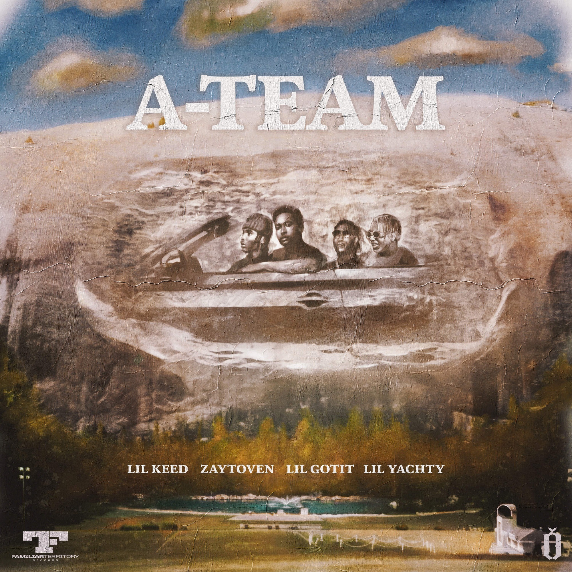 Zaytoven, Lil Yachty, Lil GotIt & Lil Keed Release Super Group Album 'A-Team': Stream