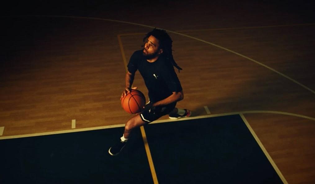 J. Cole, PUMA Announce Official Partnership, Unveil New Shoe
