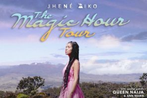 Jhene Aiko Announces 'The Magic Hour' Tour